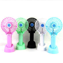 Battery Operated Electric Handheld Portable Mini Rechargeable USB Fan