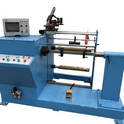 High Voltage 600/800mm Automatic Coil Winding Machine For Small And Medium Size Distribution Transformer