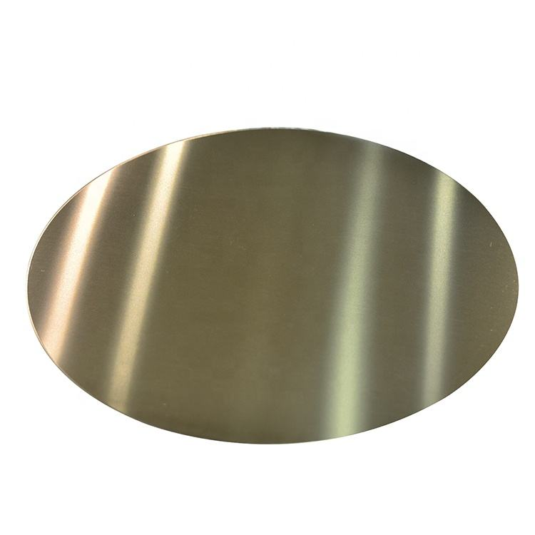 1100 3003 Cutting Aluminium Alloy Metal Circles Sheet