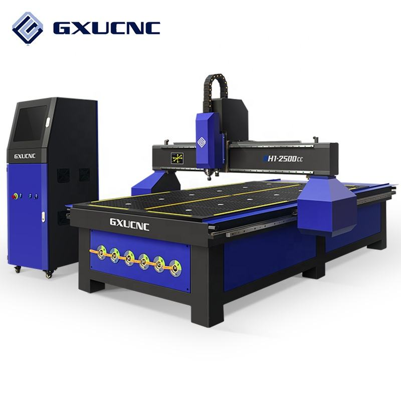 H1-2500 Router Cnc Model Dasar