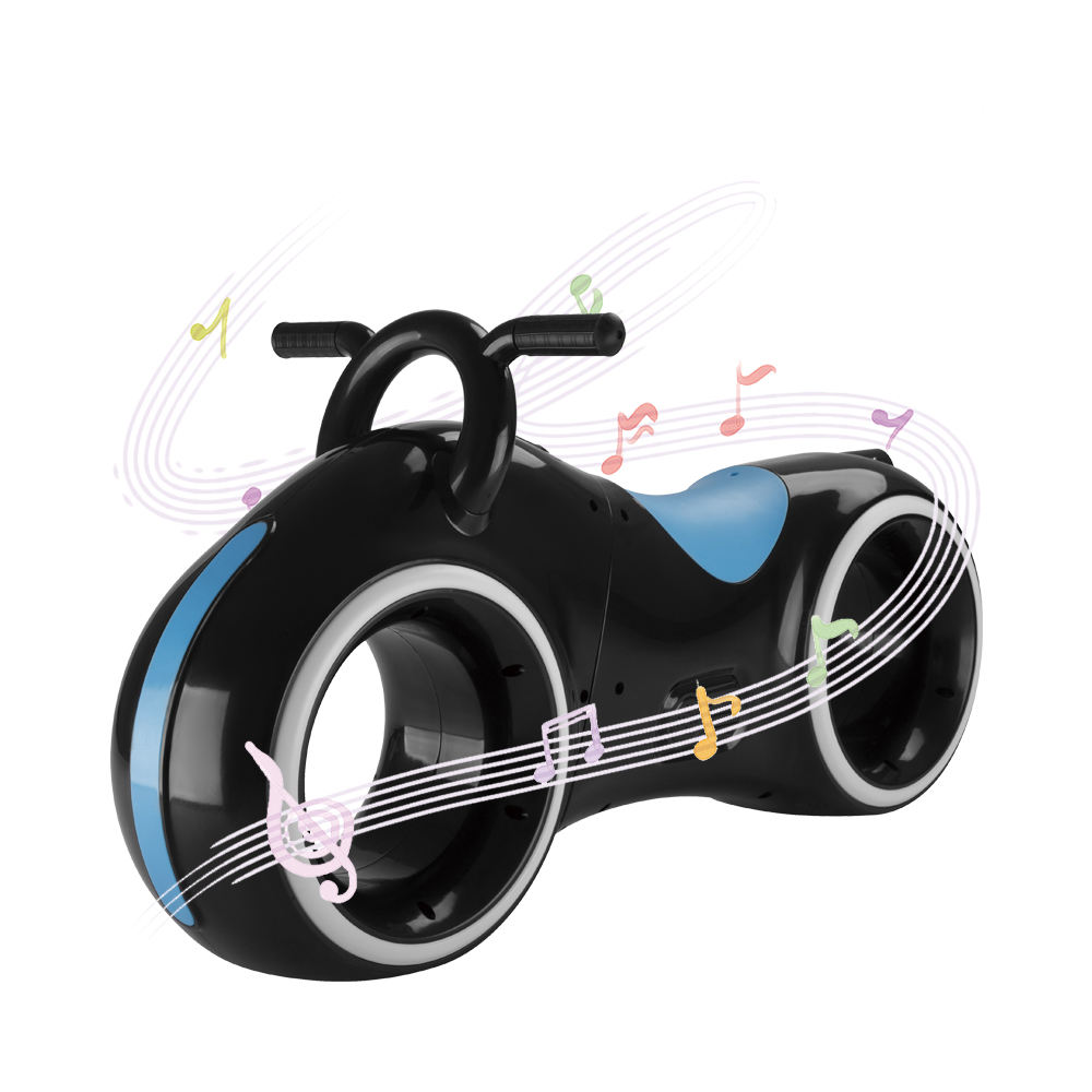 LED music baby drifting car scooter school gift motorbicycle toy balance scooter ride on car Balance Bikes for kids wheel