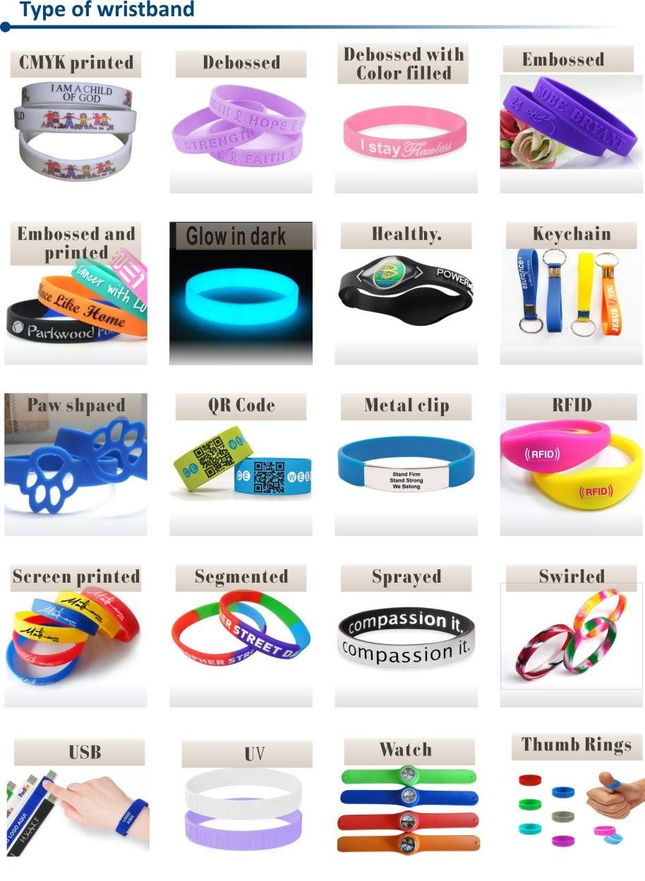 Wedding Rubber Bands Silicone Band Wristbands Promotional Personalized Elastic Rubber Silicon Wrist Bands Charm Bracelet Custom Logo Silicone Wristband