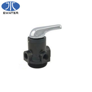 Runxin manual filter water flow control valve for water treatment F56E1 for 2m3/h