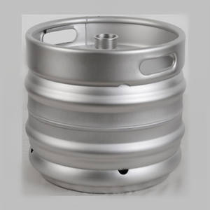 Thung extracor pet used type a g euro fitting spear metal stainless 30l slim din barrels european standard 30 litres keg beer