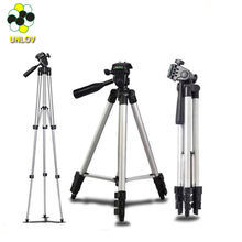 Classic Lightweight Portable Aluminum Camera Tripod 3110, Ring Light with Tripod Stand