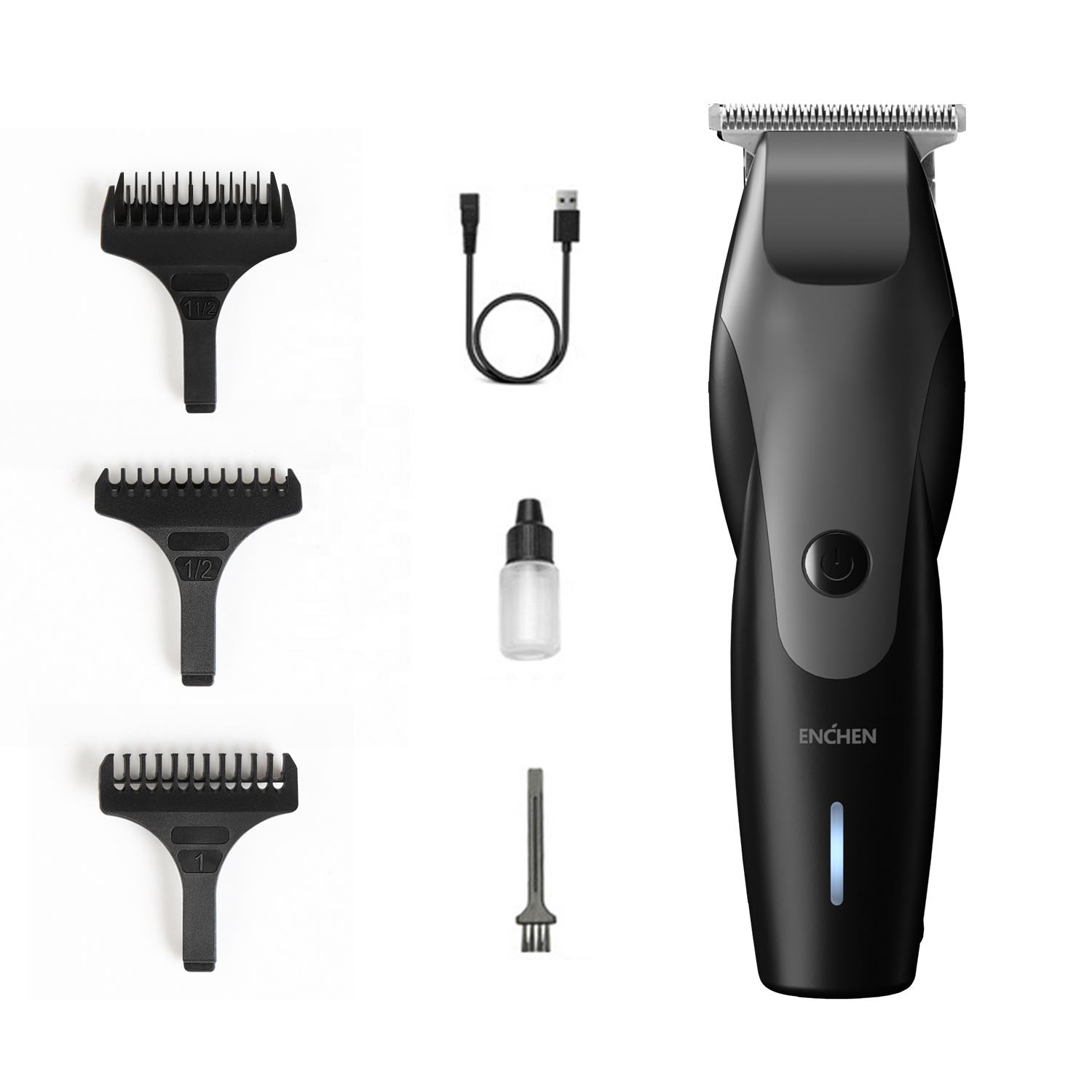 xiaomi hair and beard trimmer hair machine cut electric hand hair clipper xiomi