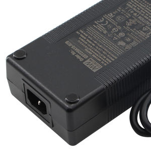 Meanwell 220W Power Supply Adapter 15V 13.4A Enclosed Plastic Case Industrial Adaptor 3 Years Warranty GST220A15-R7B