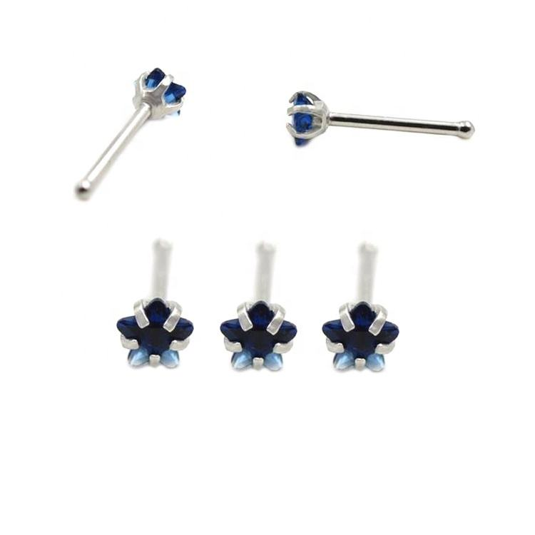 Hera Jewelry Elegant Healthy Piercing G23 Body Jewelry for Nose