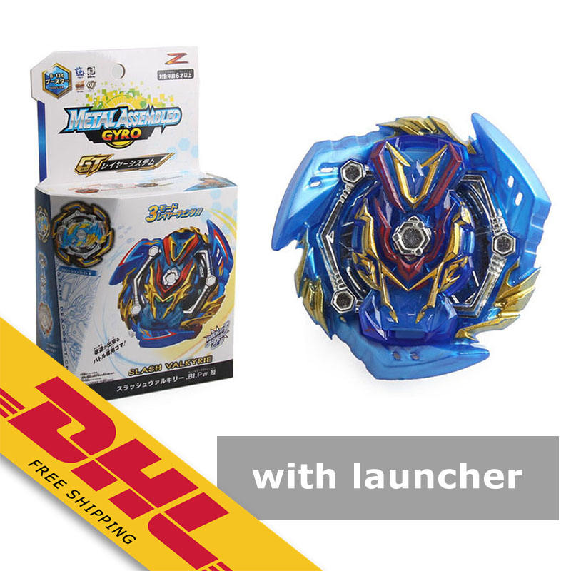 Beyblades Burst Set B134 Bey Blade 4D Metal Fusion Box Attack Starter Gyro Spinning Top Toys For Kids