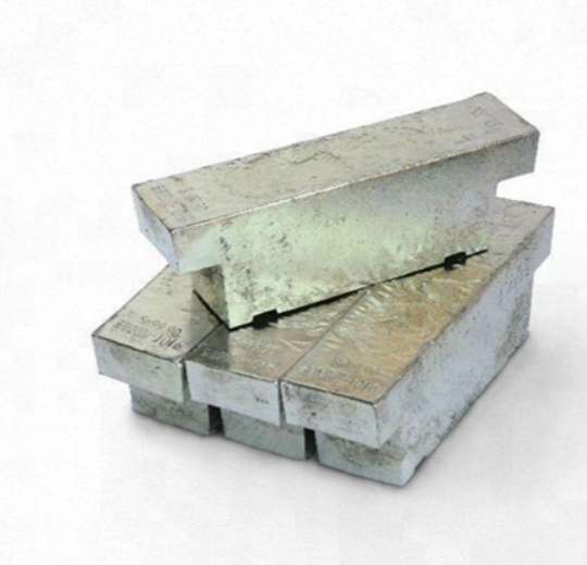 Lme Standard Tin Ingot Aluminum Zinc Alloy Ingot Lead Ingot with Factory Direct Sale