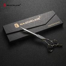High Quality Stainless Steel scissors hair Professional barber Different Types Of Hair Scissors