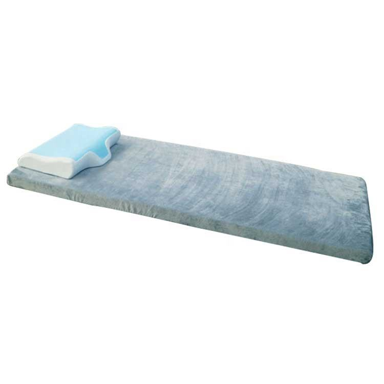 Xin Yu factory price japanese comfort popular futon single size portable folding sponge camping mattress