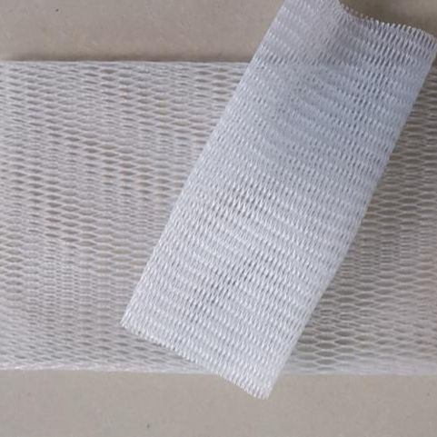 gas Cylinder sleeve is specially used for cylinder packing net sleeve