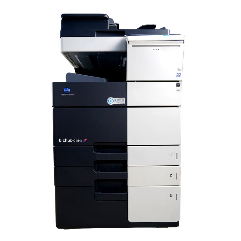 Office Equipment For Konica Minolta bizhub 454e Multifunctional Printer