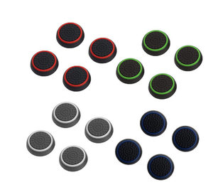 Thumb Stick Grip Joystick Cover Case Untuk PlayStation Dualshock 3/4 PS3 PS4 Slim Pro untuk Xbox One 360 Switch Pro controller