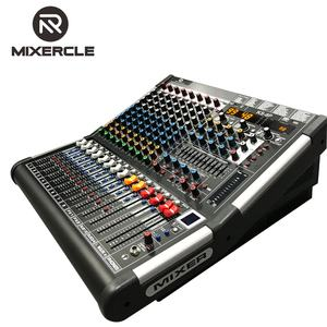 KS-8P Dual 99 Efek DSP 4 AUX ,USB Power Mixer Audio Profesional Mixer Audio