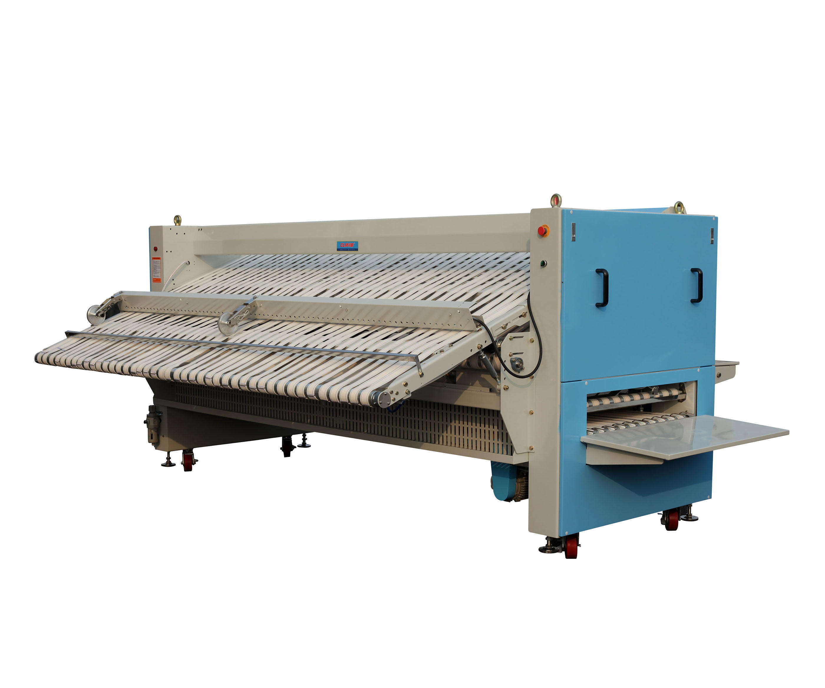 Industrial Linen folding machine hospital school hotel laundry sheet folder with Good quality