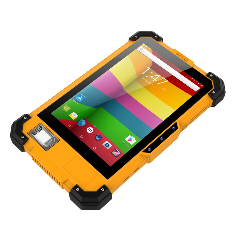 UTAB R701 7 Inch IPS Screen Quad Core 3 USB 2GB 32GB 4G LTE Bog Battery Fingerprint NFC Android Rugged Tablet PC