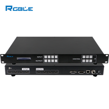 4 In 4 Out Full HD 4K@30 Fixed HDMI Matrix Switcher Black  HDCP compliant Video Processor Conferencing Presentation Equipment