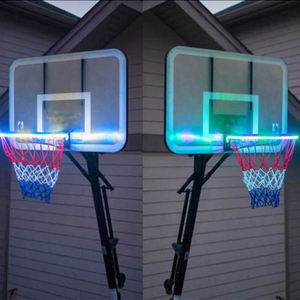 Cheap Glow Basketball Net Top Quality Mini Basketball Hoop