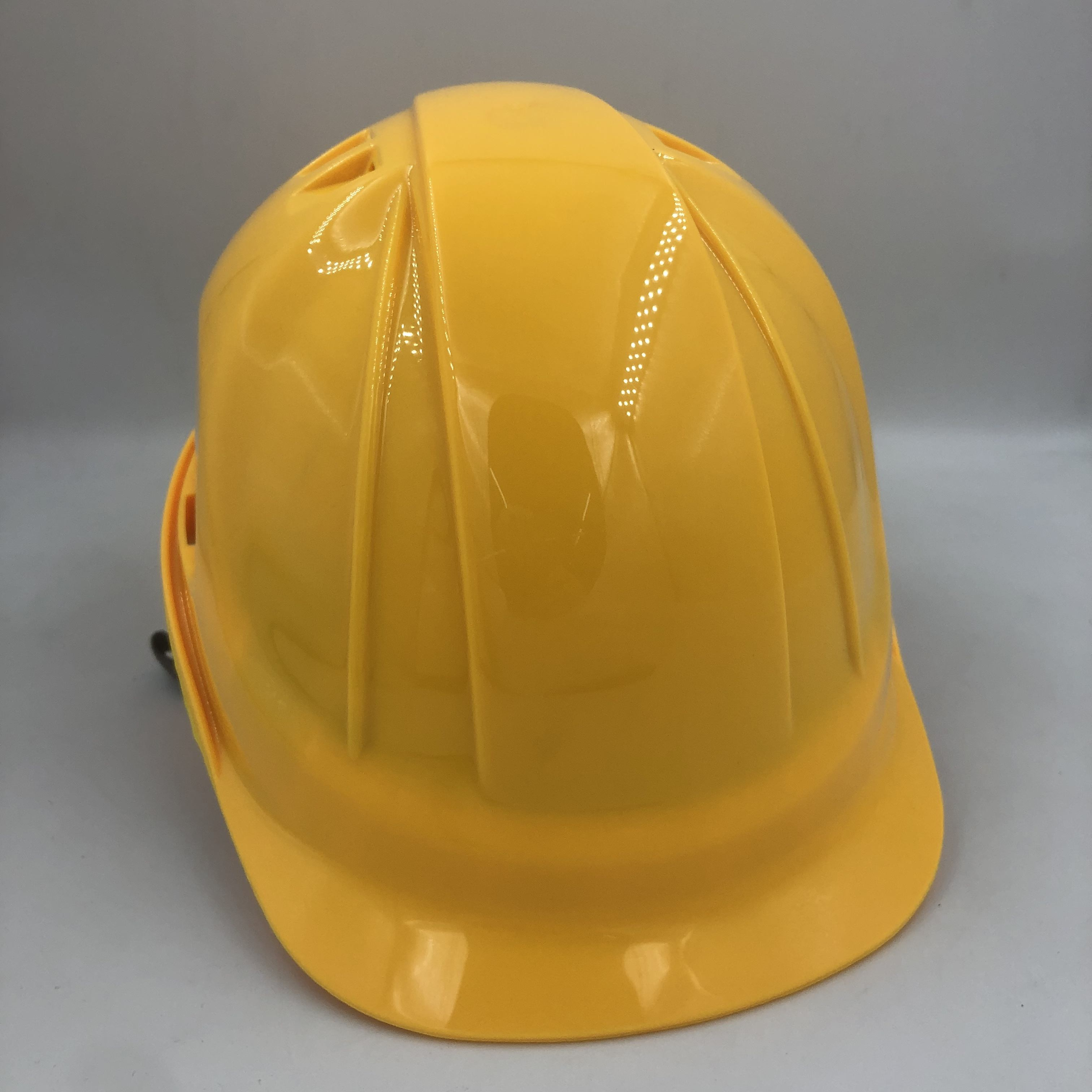 WEIWU brand new style CE certificate ABS material industrial hard hat 598 pin lock safety helmet construction
