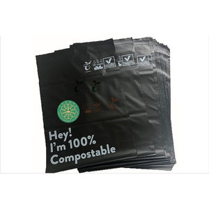 Xinchuang 100% Made From Corn Starch Compostable Green Poly Mailing Bags