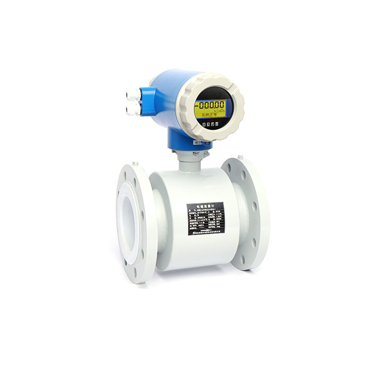 factory hot selling liquid flow tech solid variable area thermal hydraulic liquid electromagnetic flow meter