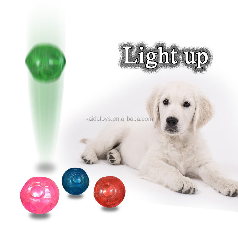 Dog Toy Glowing Ball Toy