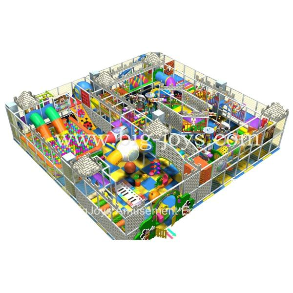indoor children playground, kindergarten indoor playground equipment