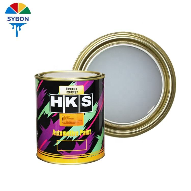 Promotional Auto Base Car Paint 1K Binder Acrylic Metallic Automotive 2K Basecoat Paint Binder Corrector Pintura Auto