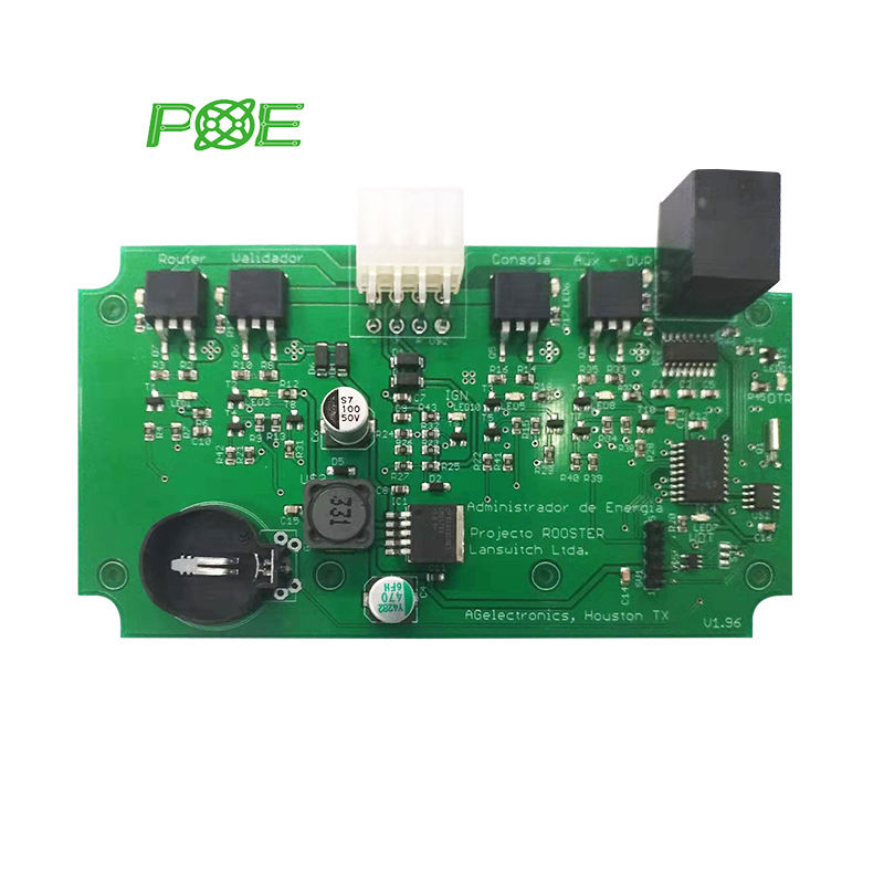 Inverter 51 Amplifier Board Flexible PCB PCBA Led Electronic Circuit Board