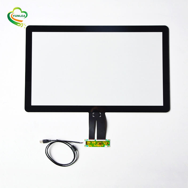 EXC3188/EXC3189 16:9 EETI touch controller 23,6 zoll transparent glas touch screen