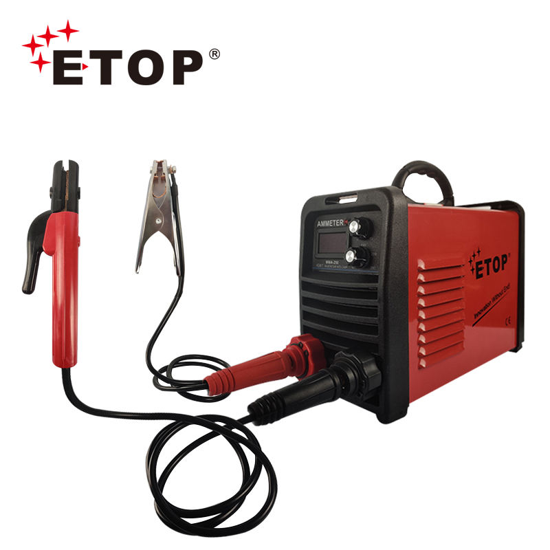 ETOP Factory Price IGBT One Board AC Arc 140A MMA Inverter IGBT Portable Welding Machine