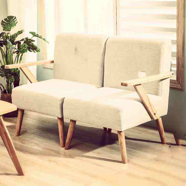 2019 cheapest bamboo sofa set