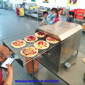 Commercial Gas Pizza bread pita naan baking ovens for sale