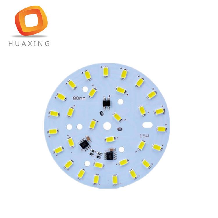 Venta caliente ROHS CE individual/doble cara Junta HASL sin plomo PCB LED Asamblea