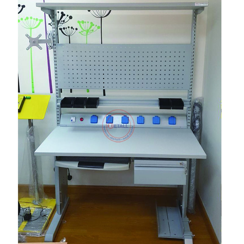 Detall used Customized can Industrial workbench for woodwork