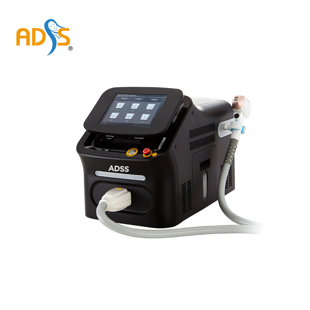 3 wavelengths 755/808/1064 diode laser hair removal machine