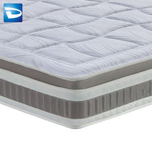 Top Selling Sleep Well 5 Star Hotel Air Bed Spring Mattress with Fashion Fabric