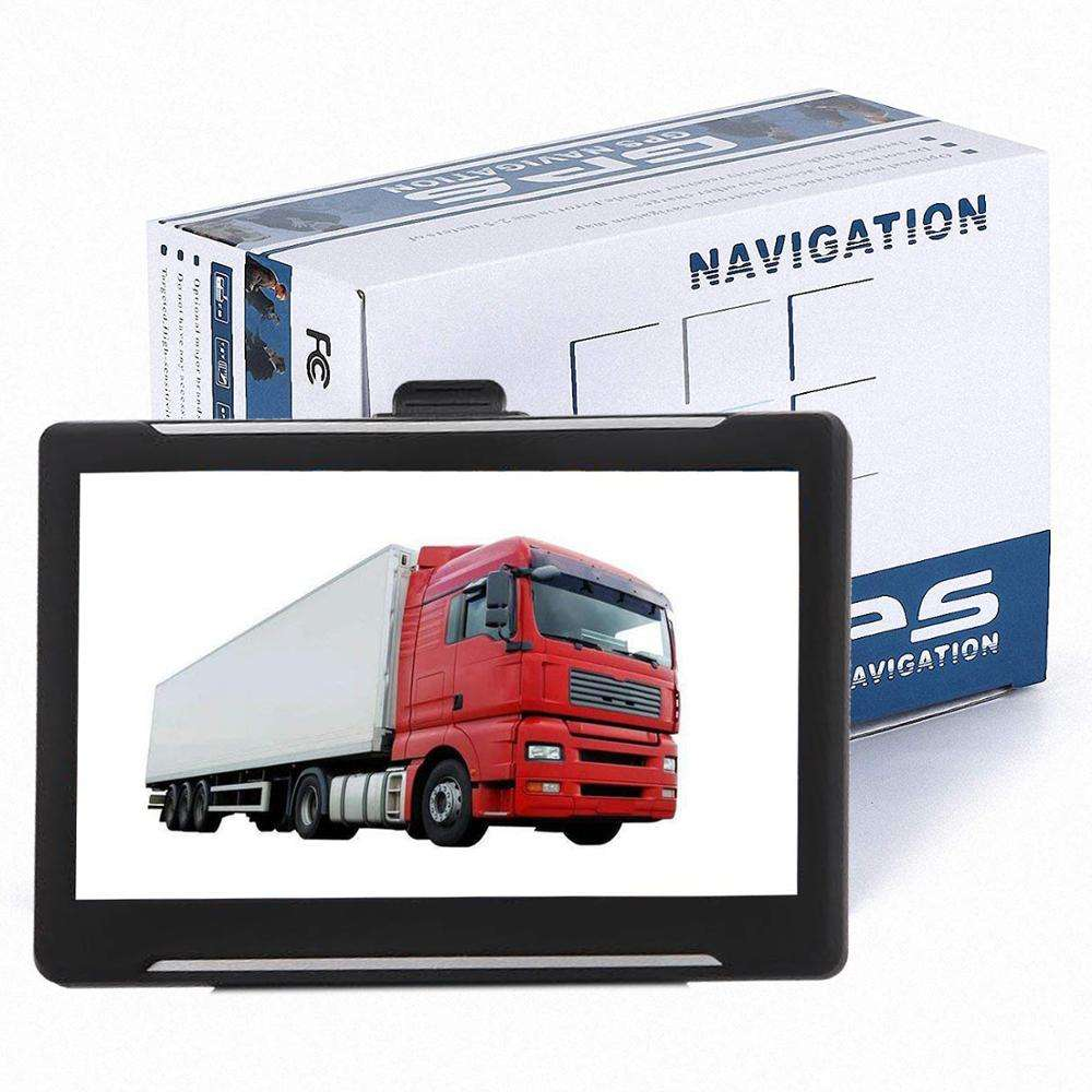 7 zoll Lkw <span class=keywords><strong>Navigation</strong></span> <span class=keywords><strong>GPS</strong></span> mit MP3 MP4 FM 8GB Freies Karte Sat Nav Lkw Navigator <span class=keywords><strong>GPS</strong></span> Automobil <span class=keywords><strong>Navigation</strong></span>