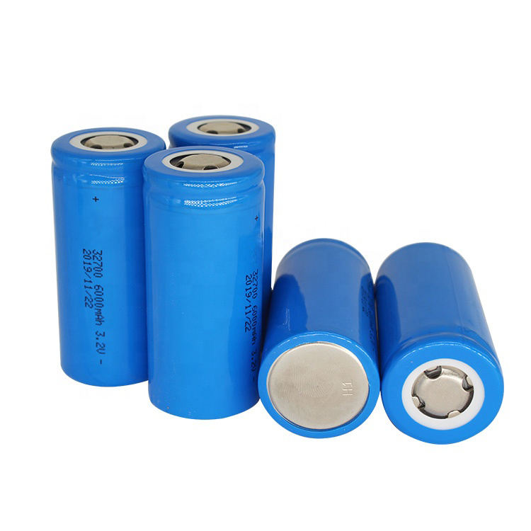 3.2v lfp ifr lifepo4 li-ion lithium iron phosphate 32650 32700 6Ah Rechargeable Battery 6000mAh(5C-8C)
