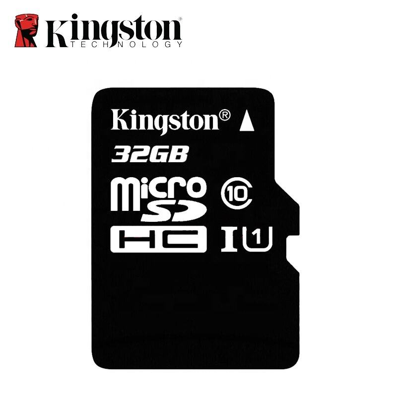 100% original Kingston Micro SD Card 32GB 64GB 256GB 16G 128GB Memory Card Class10 SD/TF Flash Card for Phone