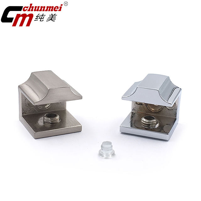 Hot Sell Different Size Fixed Zinc Alloy Wooden Plywood Glass Clamp(CM108-8)