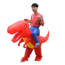HUAYU Unique Design Halloween Dinosaur Costume Inflatable Christmas Costumes Adult Cosplay Party Mascot suit Masquerade Mascot
