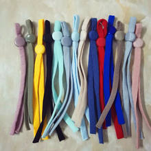 5mm  adjustable elastic band  adjustable elastic rope for mask  adjustable ear loops  adjustable elastic strap  for face mask