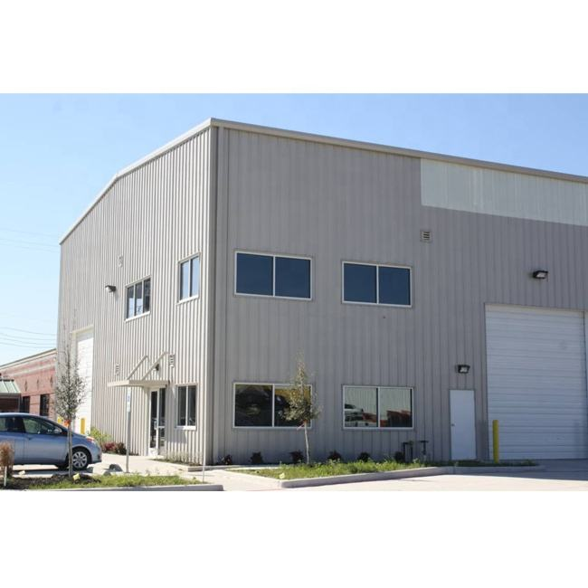 Steel Structure Warehouse Storage Shed Garage Workshop Plant Office