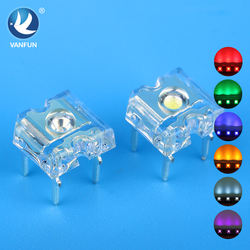 Super bright Piranha 3mm/5mmLED red/yellow/blue/green/white LED light emitting diode