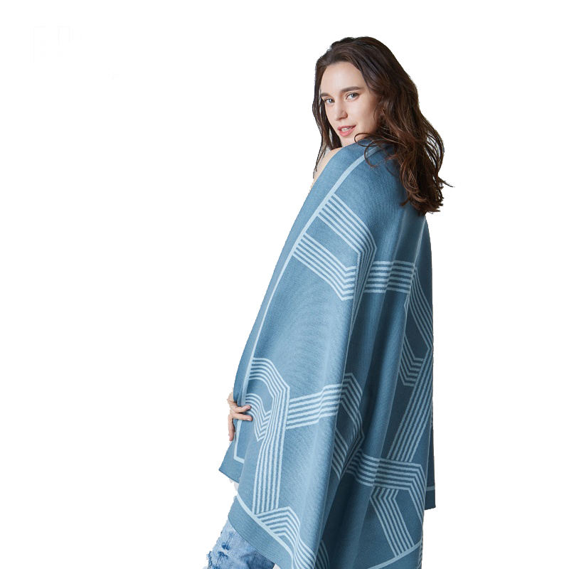 Top quality fashion simple style blanket inside home morocco textile blanket
