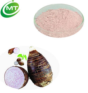 Free sample organic taro powder/taro extract