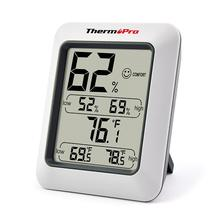 Thermopro TP50 Indoor Home Weather Station Humidity Hygrometer Gauge